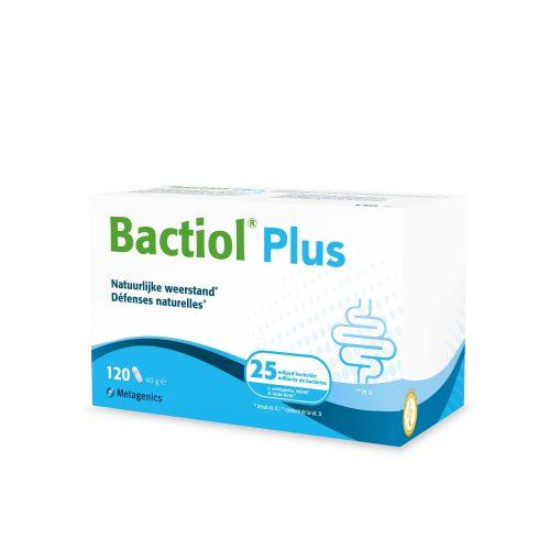 Bactiol plus NF 120 capsules Metagenics