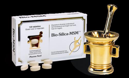 Bio MSM 120tab Pharmanord