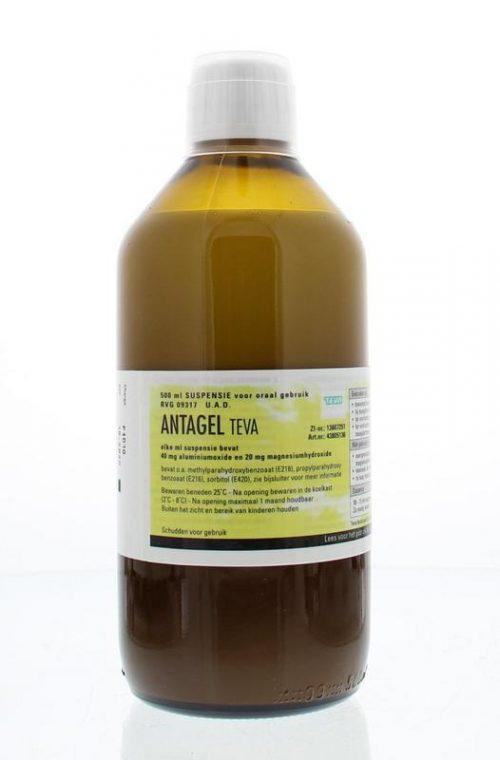 Antagel suspensie 500 ml Teva