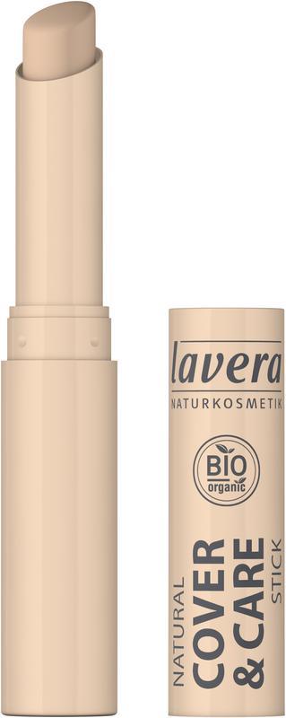 Cover & care stick ivory 01 1.7 gram Lavera