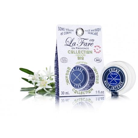 Night cream intense bio 30 ml La Fare 1789