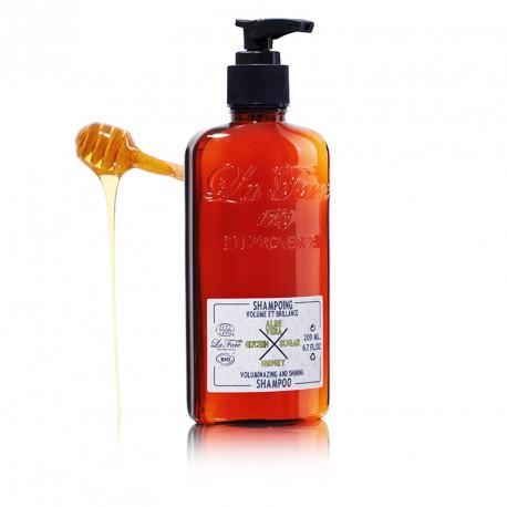 Shampoo volumizing en shining bio 200 ml La Fare 1789