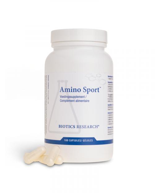 Amino sport 180 capsules Biotics