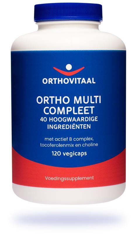 Ortho multi compleet 120 tabletten Orthovitaal