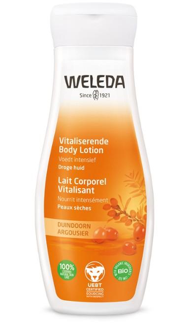 Duindoorn voedende bodylotion 200 ml Weleda