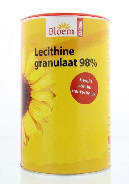 Lecithine granulaat 400 gram Bloem